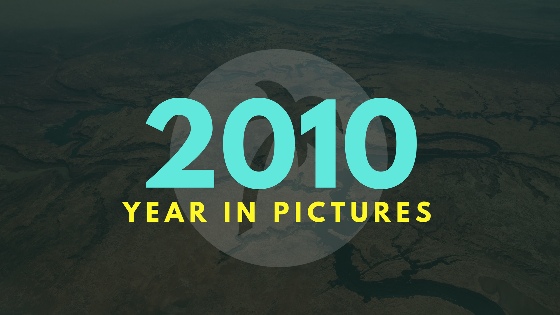 2010 Year In Pictures Image