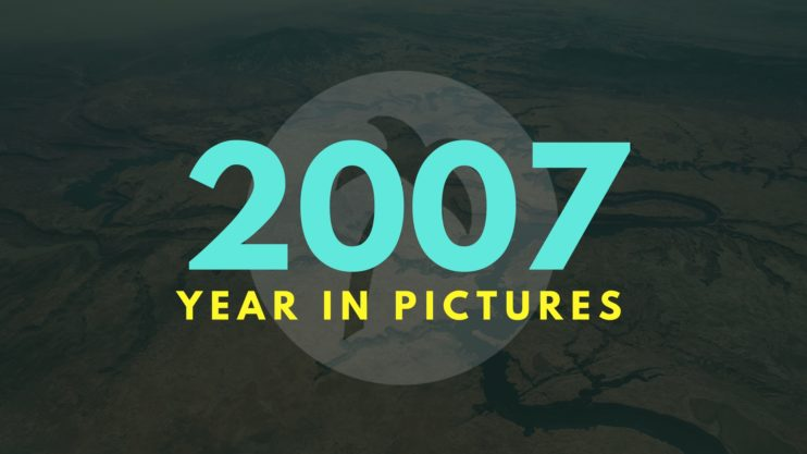 2007 Year In Pictures Image