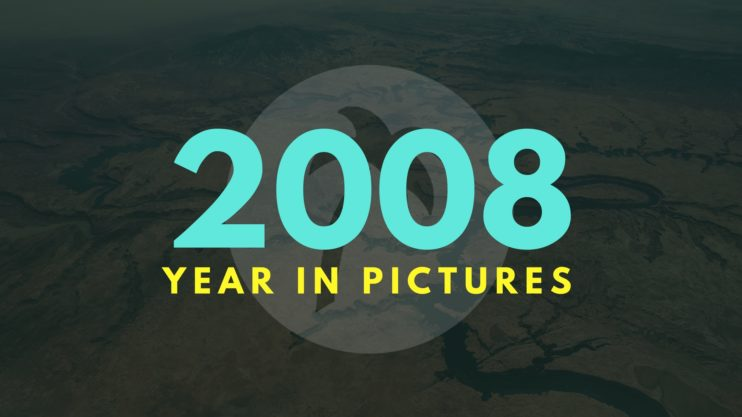 2008 Year In Pictures Image