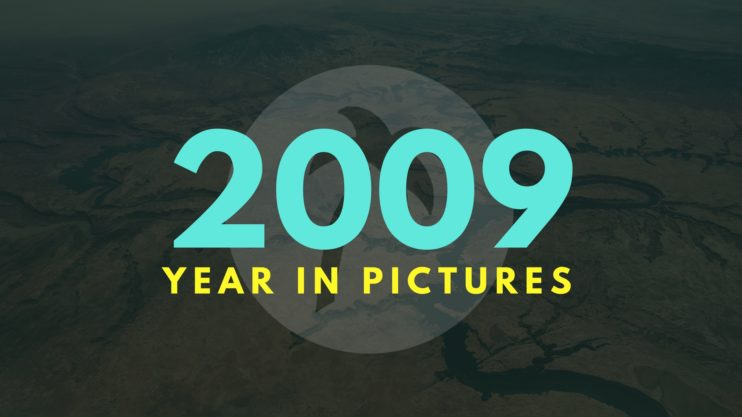 2009 Year In Pictures Image
