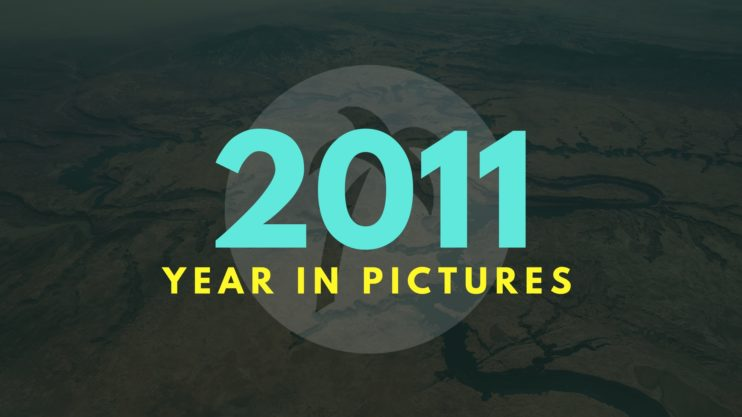 2011 Year In Pictures Image