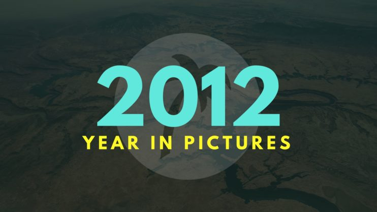 2012 Year In Pictures Image
